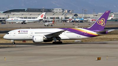 HS-TQF - Boeing 787-8 Dreamliner - Thai Airways International