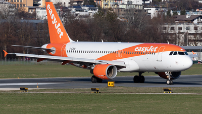 G-EZWB - Airbus A320-214 - easyJet