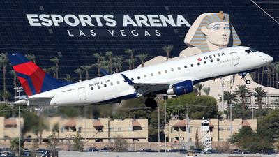 N639CZ - Embraer 170-200LR - Delta Connection (Compass Airlines)