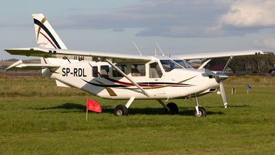 SP-RDL - GippsAero GA8-TC320 - Private