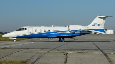 N711SE - Bombardier Learjet 60 - Private