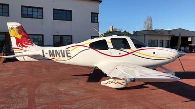 I-MNVE - Cirrus SR20-GTS - Volavenezia