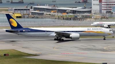 VT-JET - Boeing 777-35RER - Jet Airways