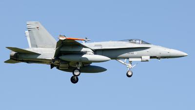 HN-409 - McDonnell Douglas F-18C Hornet - Finland - Air Force