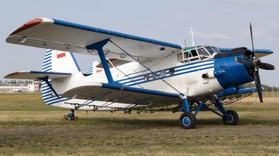 SP-WOU - PZL-Mielec An-2 - Zaklad Uslug Agrolotniczych