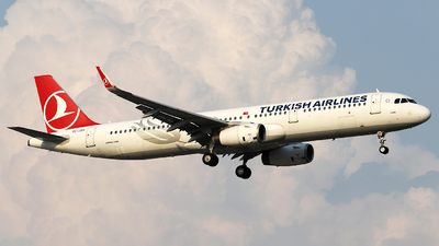 A picture of TCJSV - Airbus A321231 - Turkish Airlines - © Firat Cimenli