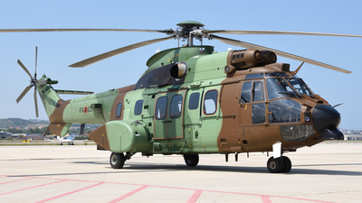 FA-631 - Eurocopter AS 532AL Cougar - Albania - Air Force