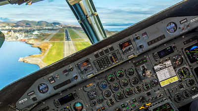 LN-WIT - Bombardier Dash 8-103 - Widerøe
