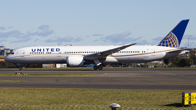 A picture of N24972 - Boeing 7879 Dreamliner - United Airlines - © MQ1131