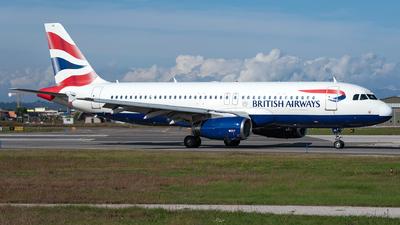 A picture of GEUUC - Airbus A320232 - British Airways - © Varani Ennio