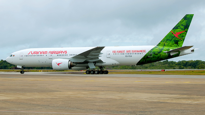PZ-TCU - Boeing 777-212(ER) - Surinam Airways
