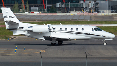 OK-HAR - Cessna 560XL Citation Excel - Aeropartner