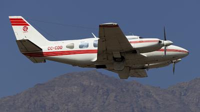 CC-CDD - Piper PA-31-300 Navajo - Pewen Servicios Aéreos