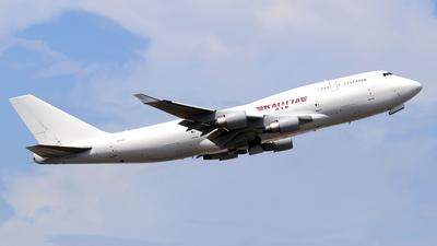 N539BC - Boeing 747-4B5(BCF) - Kalitta Air