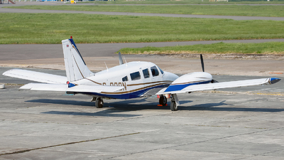 G-OOON - Piper PA-34-220T Seneca III - Private