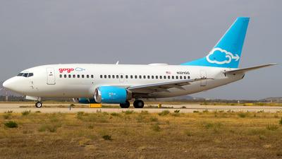 N321GG - Boeing 737-5H6 - Gogo