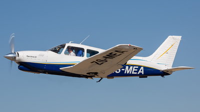 ZS-MEA - Piper PA-28R-201T Turbo Cherokee Arrow III - Private