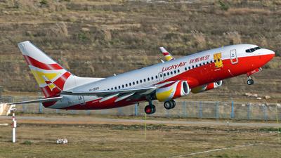 B-1565 - Boeing 737-74P - Lucky Air