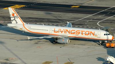 EI-LVA - Airbus A321-231 - Livingston Energy Flight