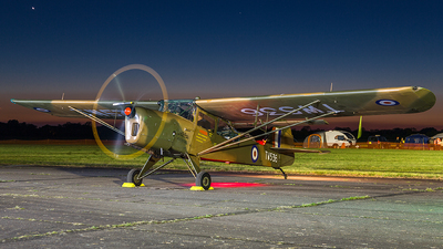 G-BNGE - Auster AOP6 - Private