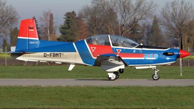 D-FBMT - Pilatus PC-9B - QinetiQ
