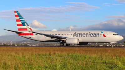 A picture of N810NN - Boeing 737823 - American Airlines - © Kenneth Mora Flores KMF777