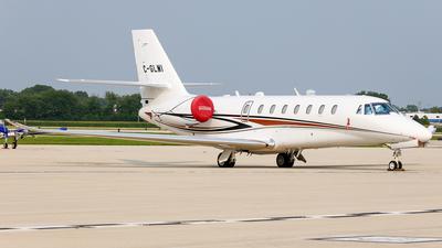 C-GLMI - Cessna 680 Citation Sovereign - Skyservice Business Aviation