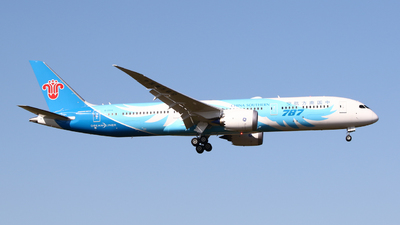 B-20C6 - Boeing 787-9 Dreamliner - China Southern Airlines