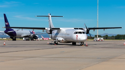 EC-LST - ATR 72-201 - Swiftair
