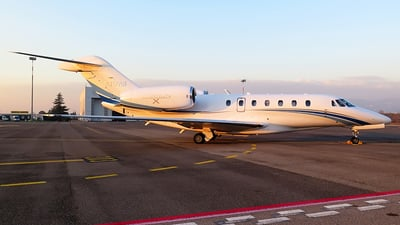 N750GF - Cessna 750 Citation X - Private