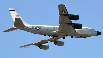 61-2662 - Boeing RC-135S Cobra Ball - United States - US Air Force (USAF)