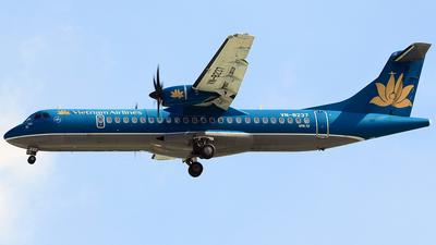 VN-B237 - ATR 72-212A(500) - Vietnam Airlines