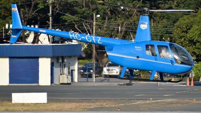 HC-CTZ - Robinson R44 Clipper - Private