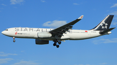 B-6075 - Airbus A330-243 - Air China