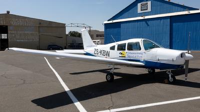 ZS-KBW - Piper PA-28-161 Warrior II - Johannesburg School of Flying