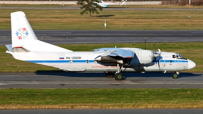 RA-26081 - Antonov An-26B-100 - Kostroma Airlines