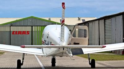 ZS-MJS - Piper PA-28-140 Cherokee - Private