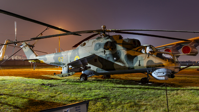 07 - Mil Mi-24D Hind D - Ukraine - Air Force