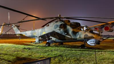 07 - Mil Mi-24D Hind D - Ukraine - Air Force