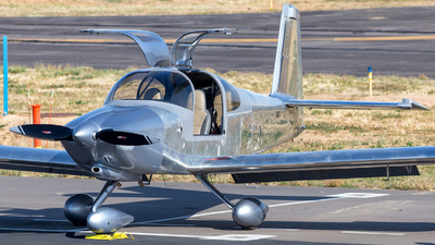 N109DJ - Vans RV-10 - Private