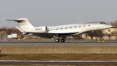 N625GA - Gulfstream G650ER - Gulfstream Aerospace