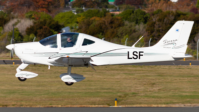 ZK-LSF - Tecnam P2002 Sierra - Private