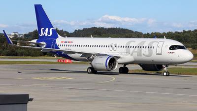SE-RUA - Airbus A320-251N - Scandinavian Airlines (SAS)