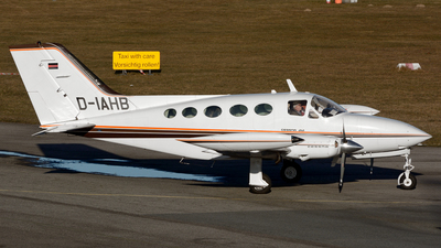 D-IAHB - Cessna 414 Chancellor - Private