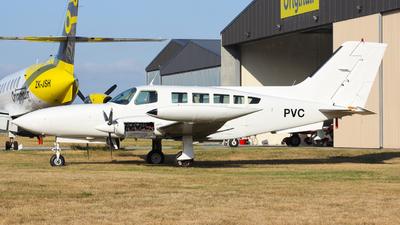 ZK-PVC - Cessna 402B - Aerial Surveys