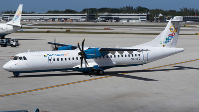 A picture of C6BFQ - ATR 72600 - [1293] - © Charles Cunliffe