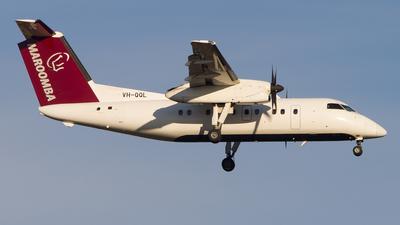 A picture of VHQQL - De Havilland Canada Dash 8100 - [308] - © Lachlan Gatland