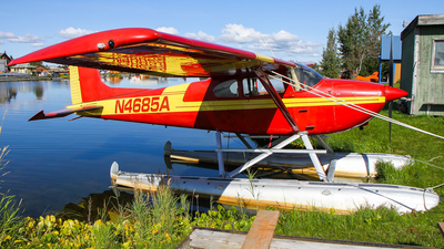 N4685A - Cessna 180 Skywagon - Private
