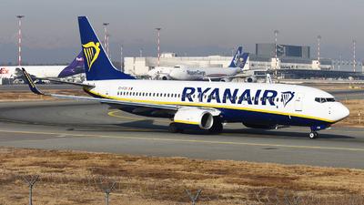 EI-FZG - Boeing 737-8AS - Ryanair