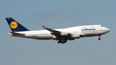 D-ABVC - Boeing 747-430 - Lufthansa